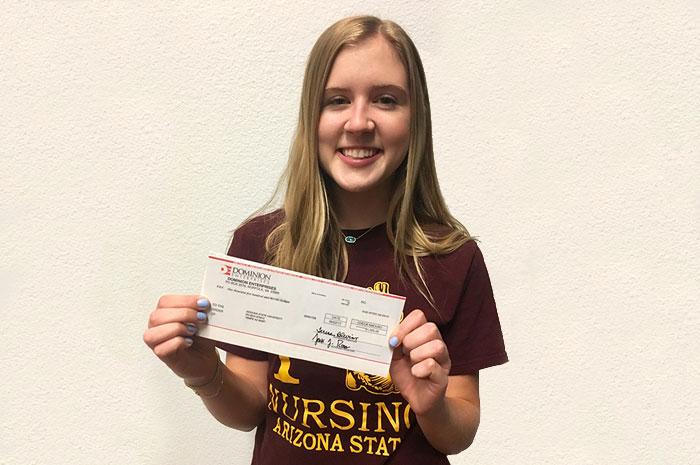 Franchise Opportunities Scholarship Winner 2017 - Shelby Schrager